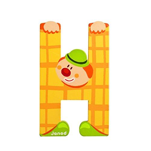 Janod 4504549 Lettres Clown H