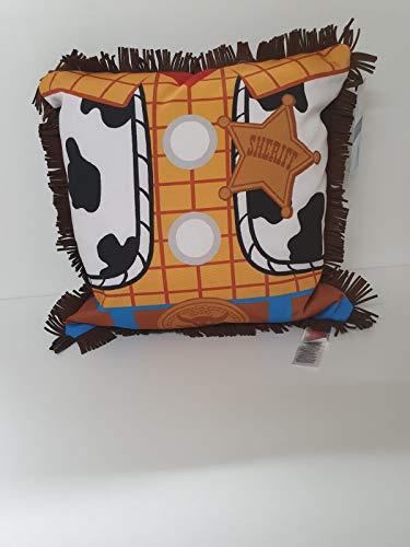 Primark Home Toy Story - Cojín (35 x 35 cm), diseño de Sheriff Woody