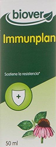 Biover Immunplan, Suplemento de Hierbas - 50 ml