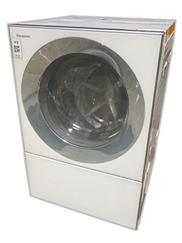 パナソニック 【左開き】10.0kgドラム式洗濯機(3.0kg乾燥付き) Cuble シルバー NA-VG1000L-S