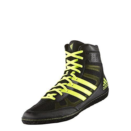 adidas Ace 16.1 Primeknit Fg/ag FuÃ?ballschuh (Solar Grn, Shock Pink), 12,0 D (m) Us, Solar Gree