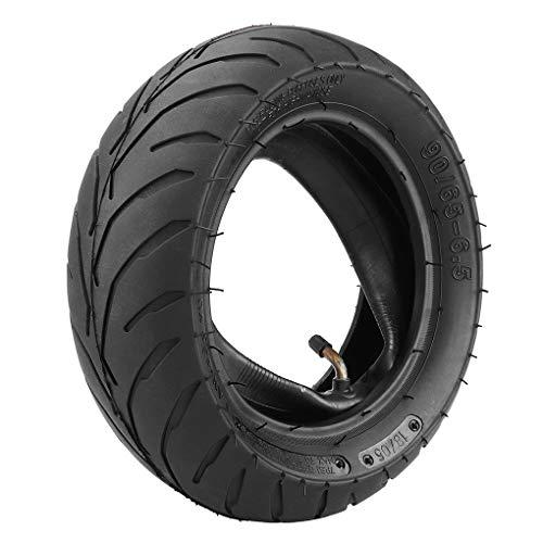 Ersatz für 47cc 49cc Mini Pocket Bike vorne hinten Reifen Skateboard hinten Reifen hinten + Schlauch 90/65-6,5