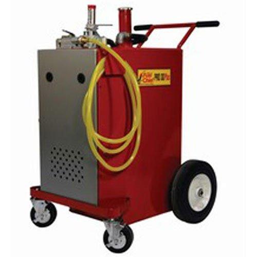 John Dow30-Gallon Gas Caddy w/Air Pump