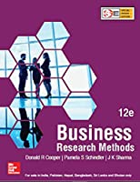 Business Research Methods 12Th Edition [Paperback] Cooper