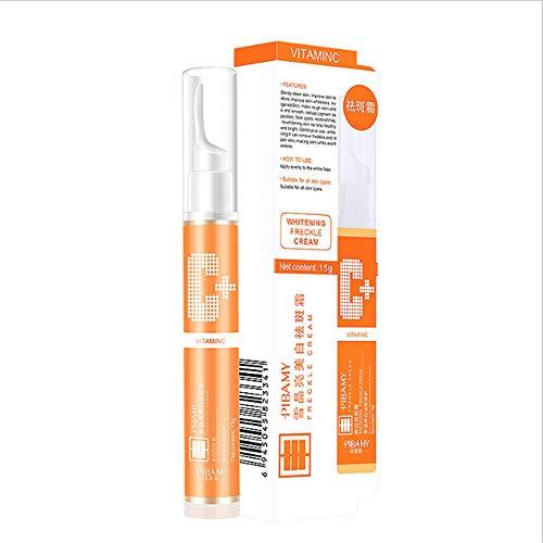 Effekt Whitening Sommersprossencreme Entfernen Sie Melasma Akne Dark Pigment Spot Essence Pen (1 Stück)