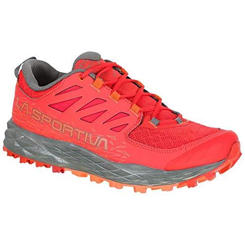 LA SPORTIVA Lycan II Woman, Zapatillas de Trail Running Mujer, Hibiscus/Clay, 41 EU