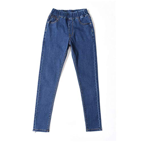 N\P Jeans Frauhohe Taille Jeans...