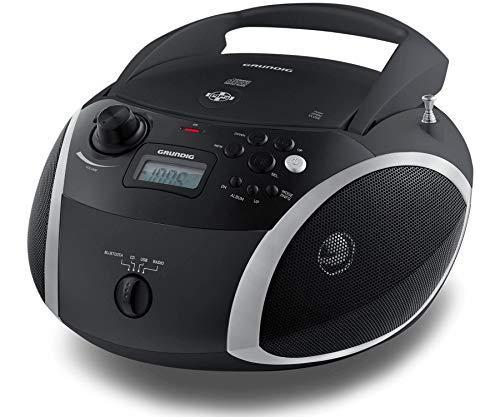Radio met cd- en mp3-speler en Bluetooth Grundig RCD 1500