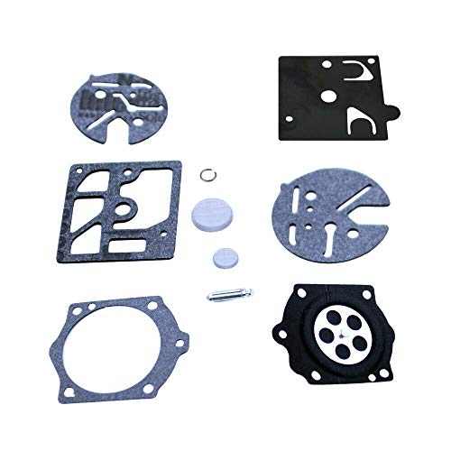 Wai Danie 3 ensembles Carburateur Reparation Membrane Compatible avec Walbro K10-HDC Stihl 015 015AV 15AVE 015L