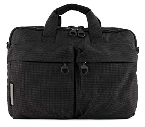 MANDARINA DUCK MD Lifestyle Workbag with 2 Compartments Black Ink