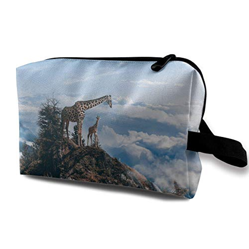 The Top of The World Receive Bag Capacity Bags Cosmetic Bag