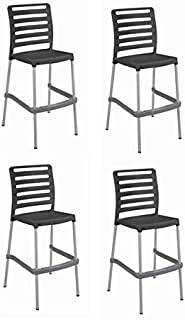 Best anthracite bar stools Reviews