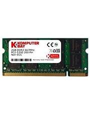 2GB DDR2 SODIMM 667MHZ