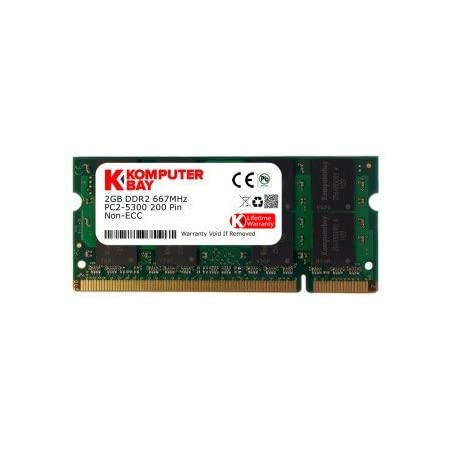 RAM Memory Upgrade for the Acer Aspire AS7736Z-4015 2GB DDR2-667 PC2-5300