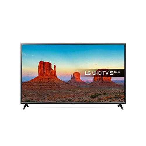 LG Electronics 65UK6300PLB – El mejor televisor de 65 pulgadas con sistema UDH de 4K
