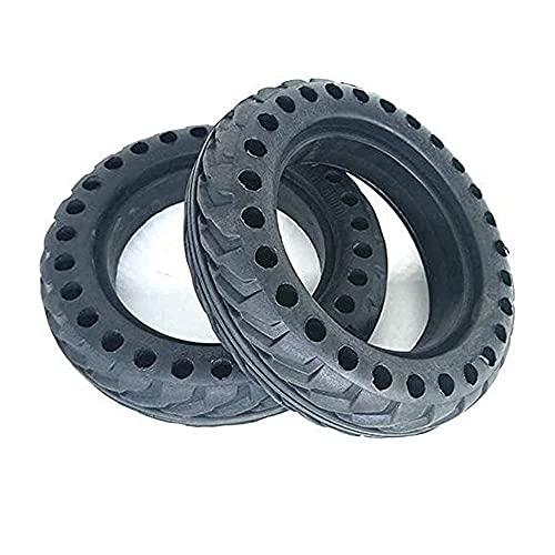 Neumáticos para patinetes Neumático para Patinete eléctrico,Neumático antideflagrante en Forma Panal 200x50,Neumático Antideslizante y Resistente al Desgaste,Resistente a los Golpes y Duradero