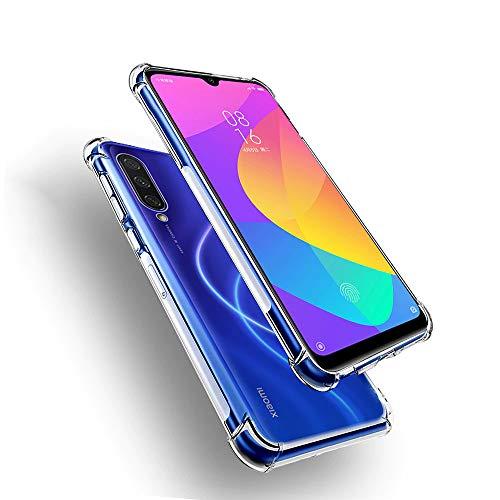 Capa Anti Shocks Antiqueda Capinha Transparente Xiaomi Mi 9 Lite