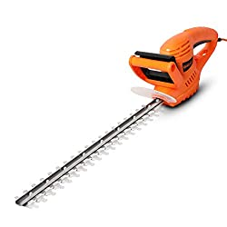 GARCARE Corded Hedge Trimmer