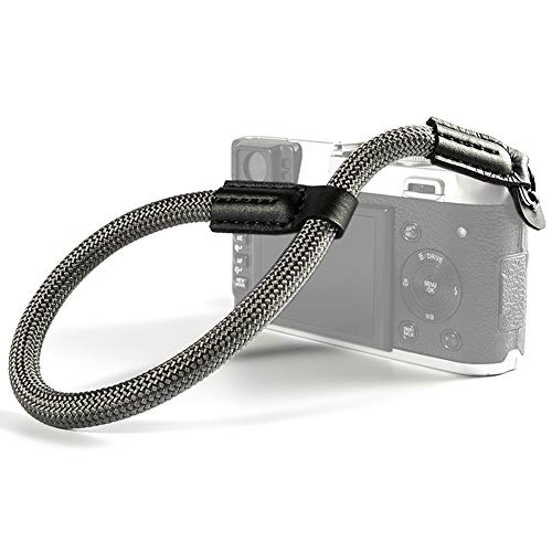 VKO カメラリストストラップ ハンドストラップ 一眼レフ/ミラーレス/コンパクトカメラ用 Sonyなど用 a6400/a6000/a6300/a6500/X100F/X-T30/X-T20/X-T3/X-T2/X100S/X100T/E-M10 III/
