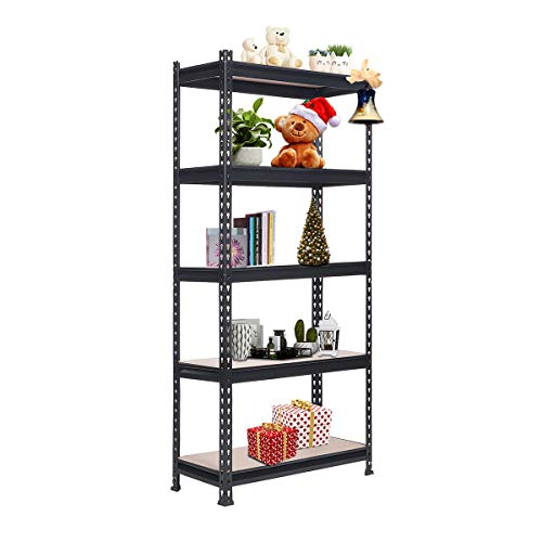 Melamine Shelving Units