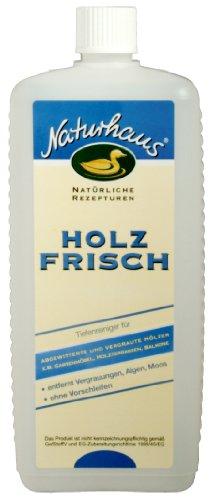 NATURHAUS NATURFARBEN 1 l Holzfrisch, farblos