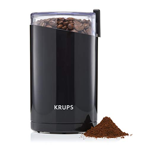 Krups F2034210 Moulin  Caf lectrique Fast Touch...