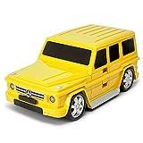 Ridaz Kids Travel Gepäck Handkoffer - Mercedes G-Klasse - Gelb
