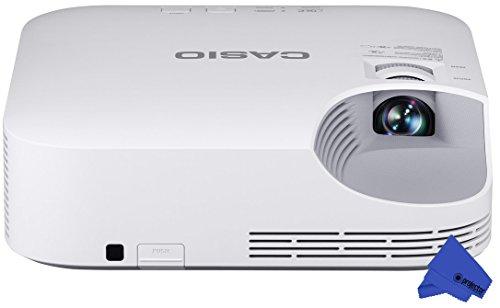'Casio xj-v23000lúmenes ANSI DLP XGA (1024x 768) weiß-Projektor (4: 3, 762–7620mm (30–300), AC, 4: 3, 20000: 1, DLP)