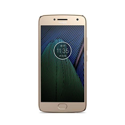 {モトローラ SIM フリー スマートフォン Moto G5 Plus 32GB ファインゴールド 国内正規代理店品 AP3824AJ1J4}
