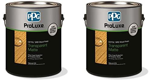 Sikkens Proluxe Srd 077 Cedar 2 Gallon Pack