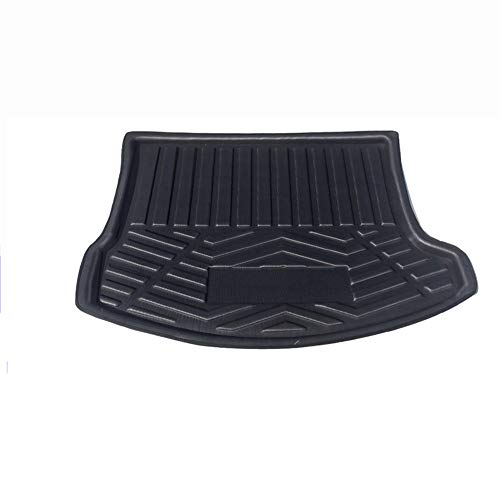 Auto Kofferbak Mat Cargo Lade Boot Liner Tapijt Protector Floor Pad, Voor Mazda 3 Mazda3 Sedan 2010 2011 2012 2013 2e Gen BL