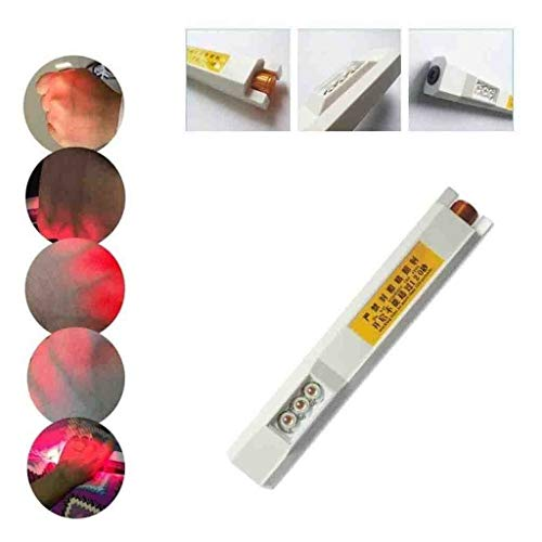 Best Price Buarcr Handheld Infrared Display Lights, Vein Imaging Locator Detector for Doctor Nurse A...