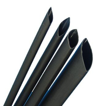 Schrumpfschlauch 2:1 Meterware Diverse Größen 1 lfd. Meter Durchmesser hier: ø 20mm