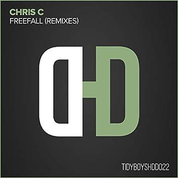 Freefall (Remixes)