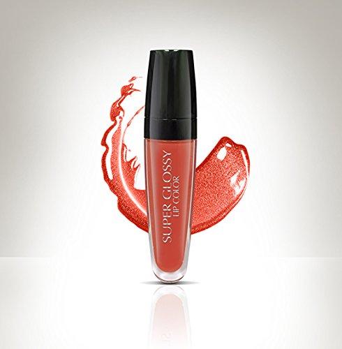 Zuri Flawless Super Glossy lip Color – Silky Orange
