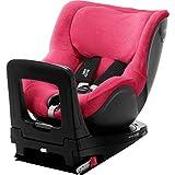 Römer Dualfix I-Size - Funda de verano para silla de coche, color pink
