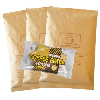 カリタ101コーヒーフィルター 1〜2人用 100枚入り タンザニア(キリマンジャロ) 1.2kg 120杯〜160杯 [細挽き] コーヒー豆/浅煎り