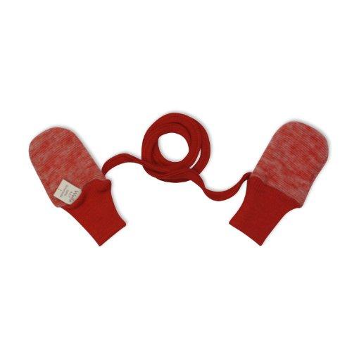 Cosilana Cosilana Handschuhe, Größe 1, Farbe Rot melange - Vertrieb nur durch Wollbody®