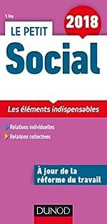 Le Petit Social 2018 - 13e ed. - Les éléments indispensables de Véronique Roy