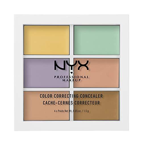 Paleta de correctores Nyx Professional Makeup, Tono Universal