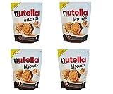 """4 GALLETAS DE NUTELLA DE 304 GR - UN CORAZÃ""""N GRANDE LA GALLETA CON CORAZÃ""""N DE NUTELLA"""