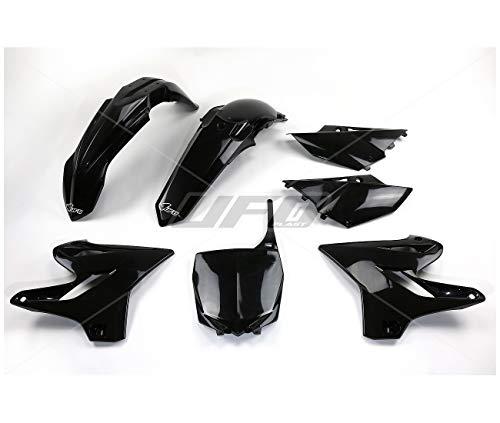 Compatible Con / Reemplazo Para YZ 125 / YZ 250-15/20- Kit de Plástico UFO Negro 78443620