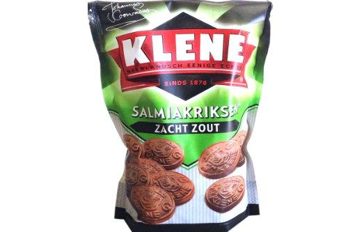 Klene Drop - Salmiakriksen - Lakritz - 230g