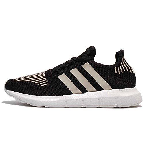 adidas Swift Run Zapatillas Hombre Negro, 40