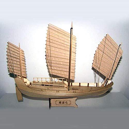 LYXin Modelo de Barco Maquetas de Barcos de Madera Kits Barc