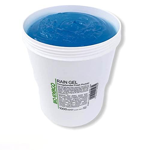 Bio Energo Rain Haar - Stylinggel/Haargel blau - 1 Liter - Made in Germany