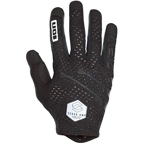 Ion Scrub Amp MX DH FR Fahrrad Handschuhe lang schwarz 2019: Größe: M