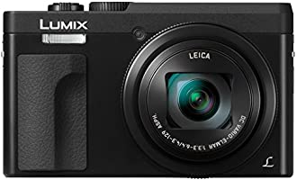 Panasonic LUMIX DC-ZS70K, 20.3 Megapixel, 4K Digital Camera, Touch Enabled 3-Inch 180 Degree Flip-front Display, 30X...