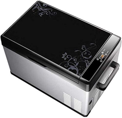 GONGFF Refrigerador para automóvil Camiones de Gran Capacidad para vehículos refrigerados para automóviles (Tamaño: 30L)