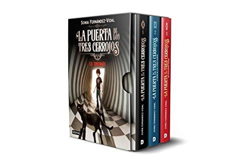 Estuche trilogía La puerta de los tres cerrojos (Isla del Tiempo)